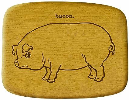 Pig Board Board Bacon Pig Design