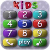 Baby phone - cute game with numbers and animals for discovery education by Entertainment Warehouse  (Apr 9, 2013)