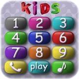赤ちゃん電話 - 発見の教育のための数字と動物とかわいいゲーム