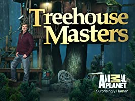 Treehouse Masters Season 4