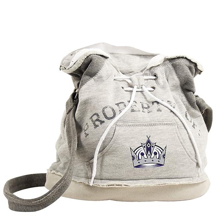 Amazon.com: NHL Los Angeles Kings Hoodie Duffel (Grey): Sports ...