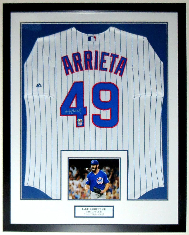 Jake Arrieta signed jersey