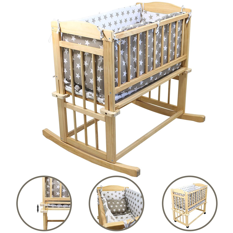 Berceau chambre dans assistant de naissance milirose - Petit lit bebe berceau ...