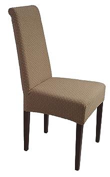 Jacquard housse de chaise chaise lastique set de 2 - Housse de chaise elastique ...