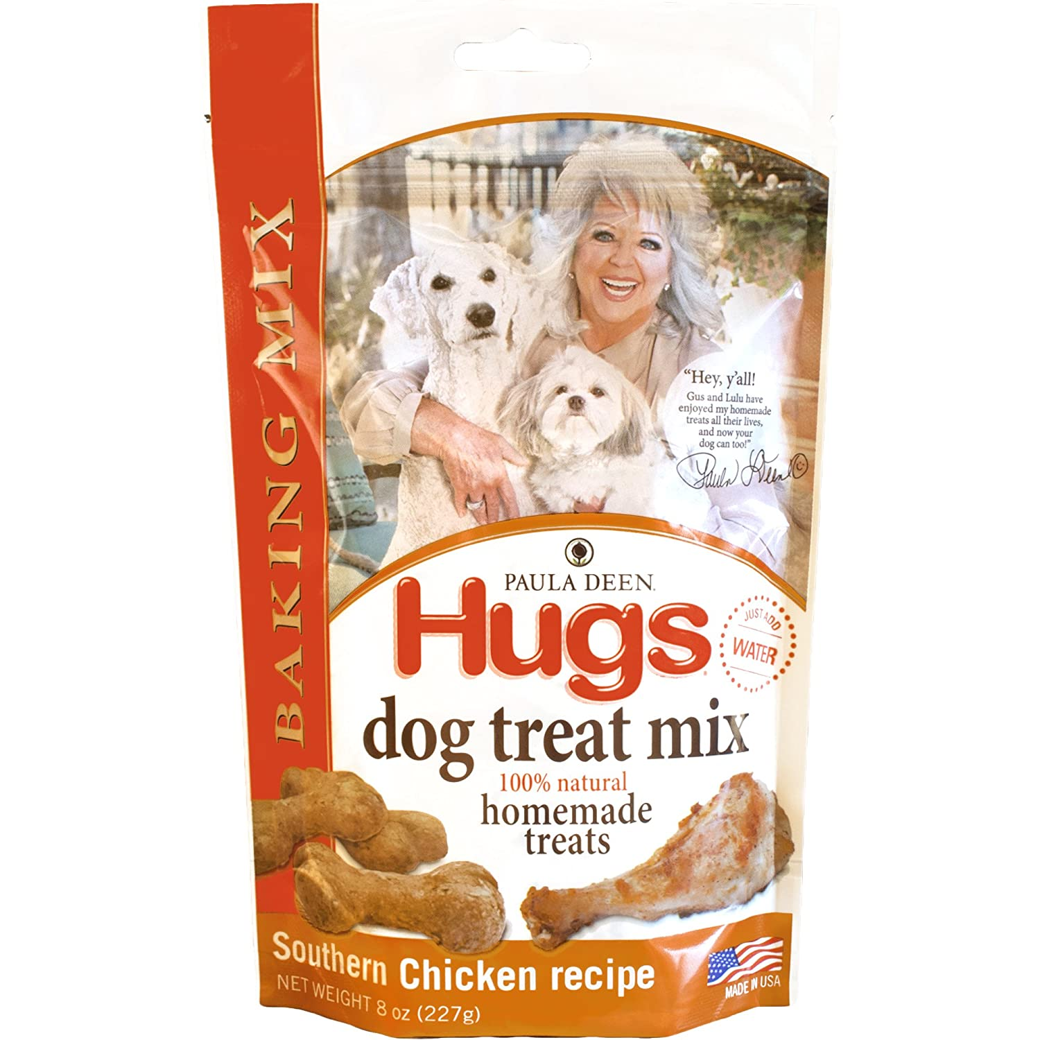 Paula Deen Dog Treat Mix