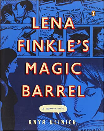 Lena Finkle's Magic Barrel: A Graphic Novel