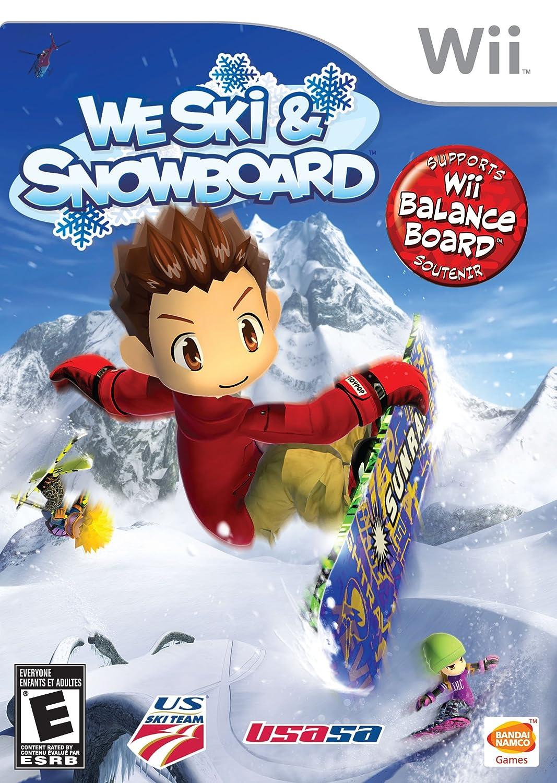 Wii Best Snowboard Game