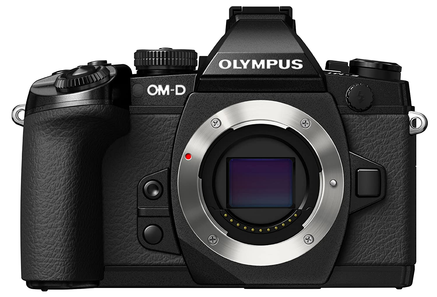 Digital Cameras OLYMPUS EM1 BLACK 16MPIXELS EMPTY
