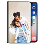 Personalised Phone Case for Huawei nova 5T (2019), Custom Photo/Image on Leather Side Flip Wallet Phone Cover - Customize Now (Color: Customize Now, Tamaño: Huawei nova 5T (2019))
