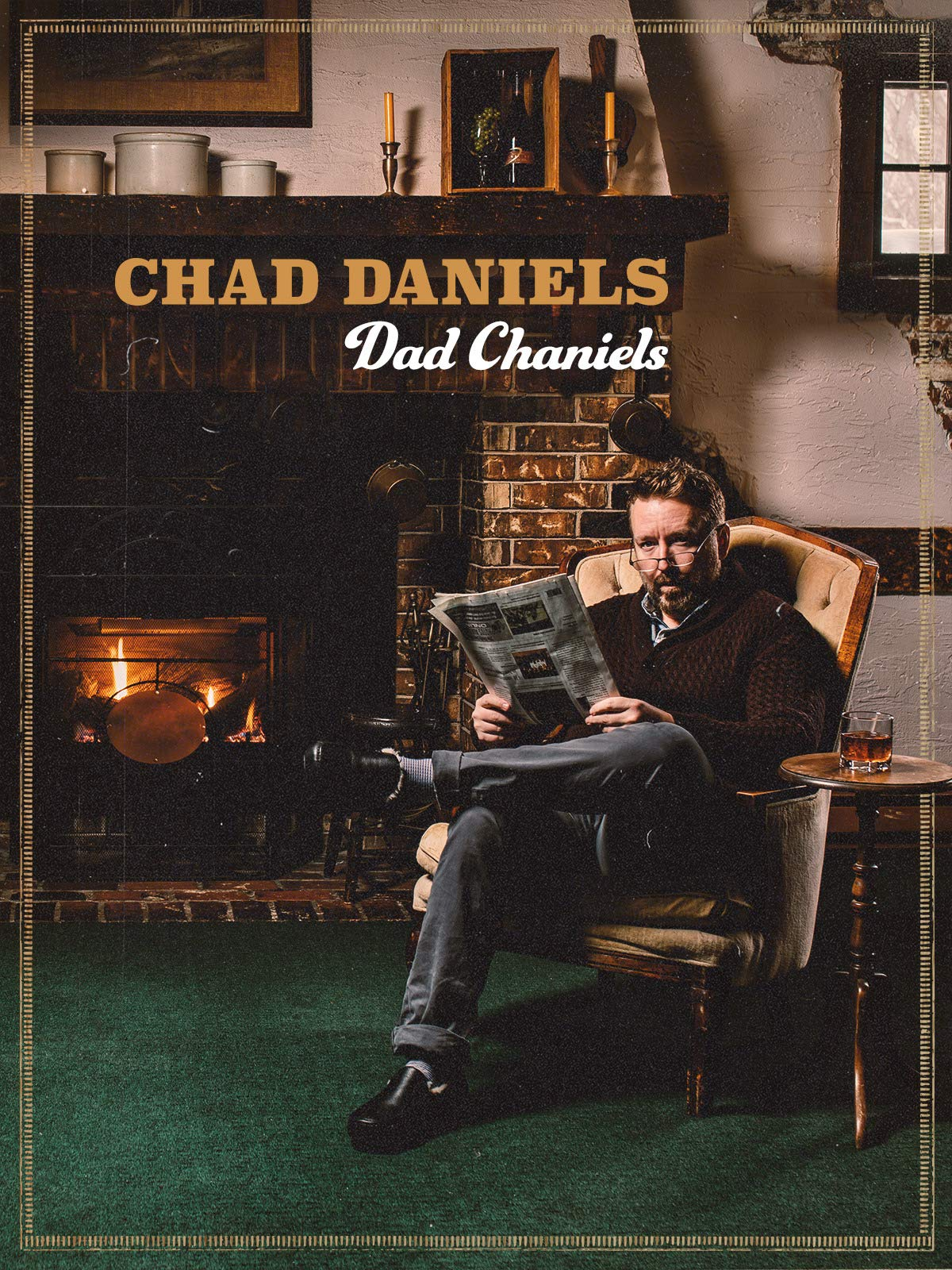 Chad Daniels: Dad Chaniels on Amazon Prime Video UK