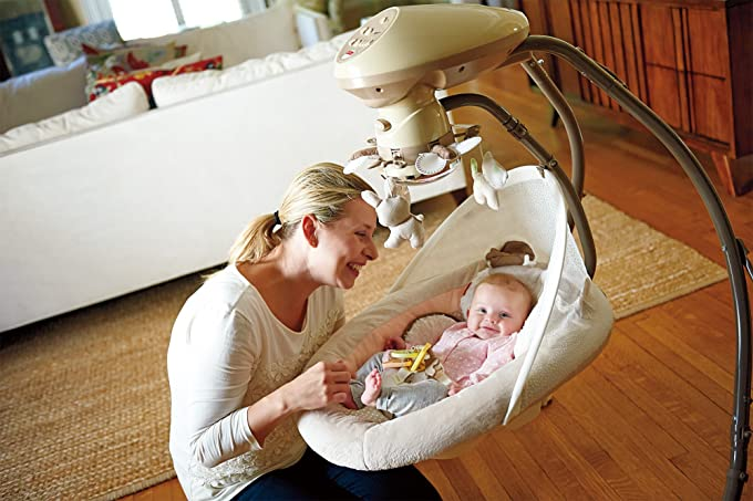 Fisher-Price-My-Little-Snugapuppy-Cradle-and-Swing-Review