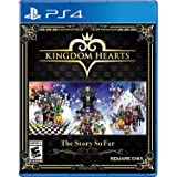 Kingdom Hearts The Story So Far - PlayStation 4 (Color: Limited Edition)