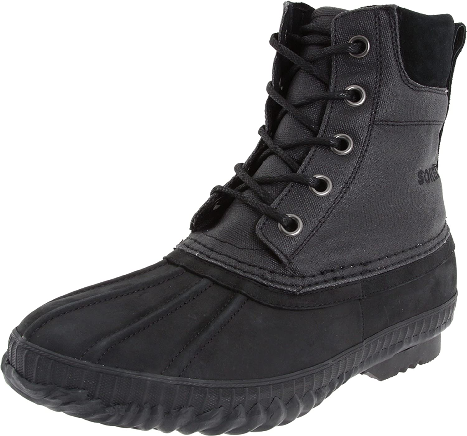 Sorel Men's Cheyanne Lace NM1723 Boot,Black,10 M US