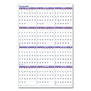 AT-A-GLANCE Paper Wall Calendar