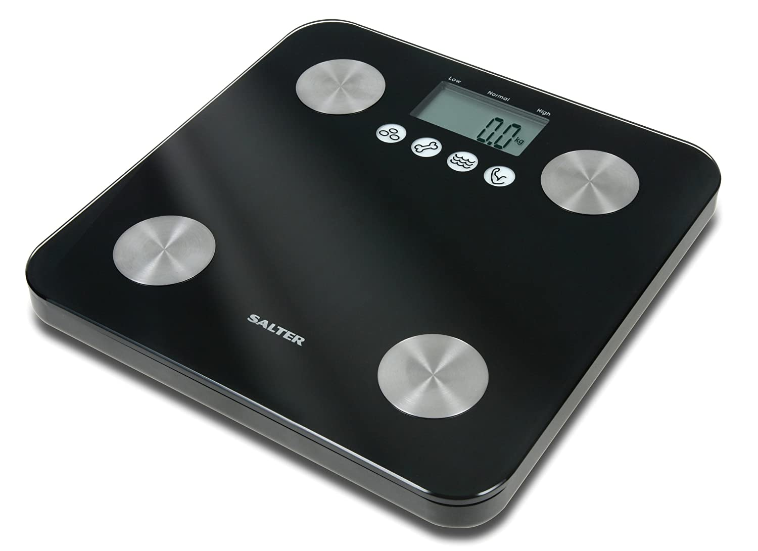 Salter 9106 Electronic Glass Body Analyser Scale