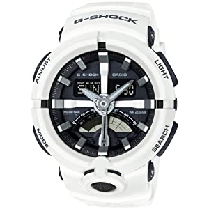 [カシオ]CASIO 腕時計 G-SHOCK GA-500-7AJF メンズ