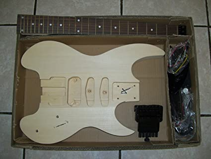 Headless Guitar Kit Guitar Kit or Project to Build