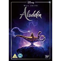 Aladdin Live Action 2019 [DVD]