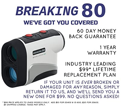 Breaking 80 intelliscan