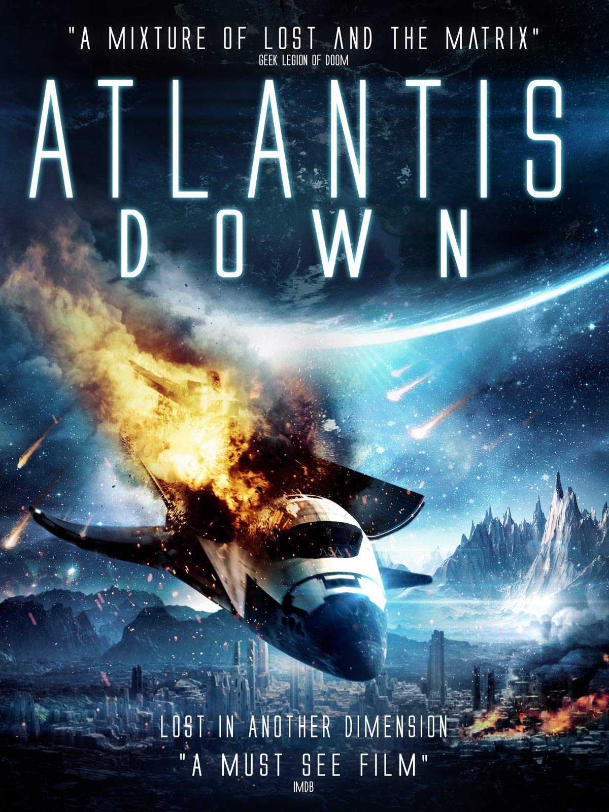 Atlantis Down on Amazon Prime Video UK