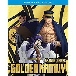 Golden Kamuy: Season Three [Blu-ray]