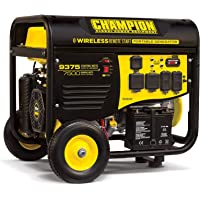 Champion 100161 7500 Watt Gasoline Portable Generator