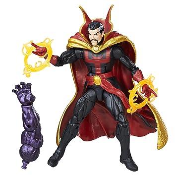 Doctor Strange Marvel Legends: Maîtres de la Magie - Classique Dr. Strange 15cm Figurine