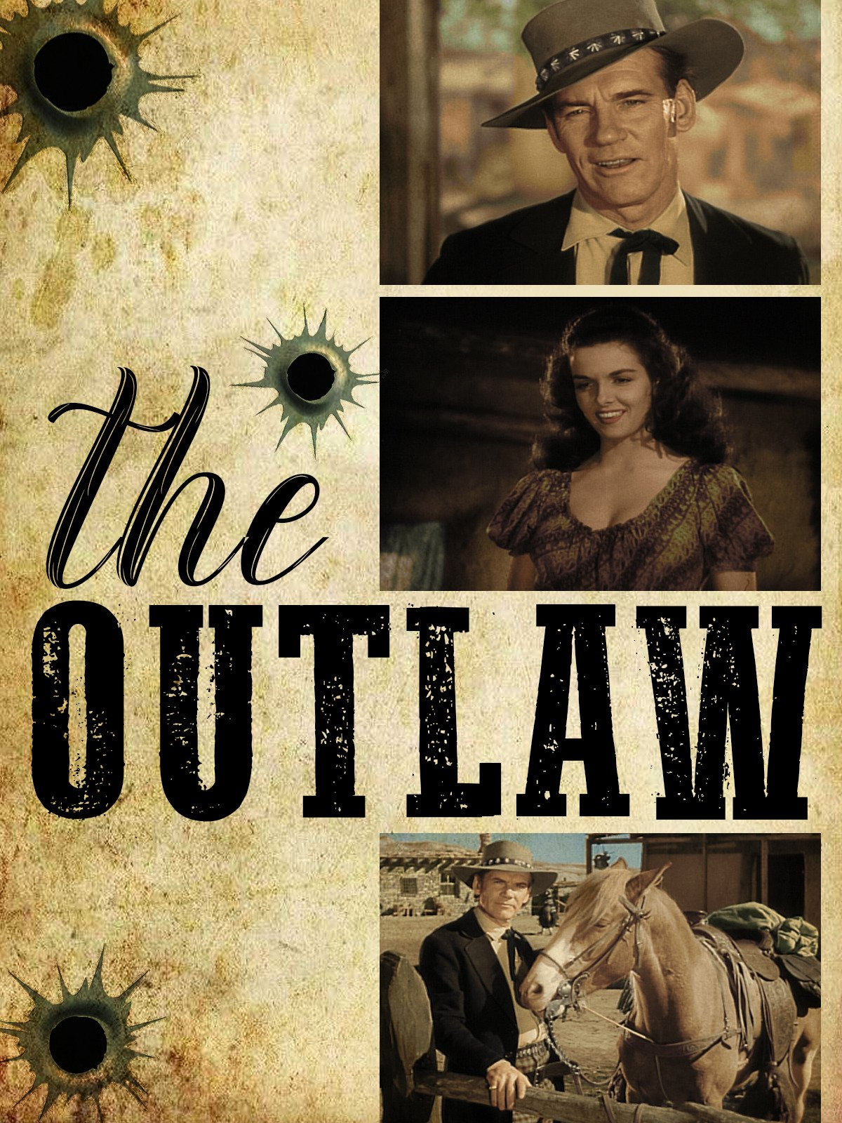 The Outlaw on Amazon Prime Instant Video UK