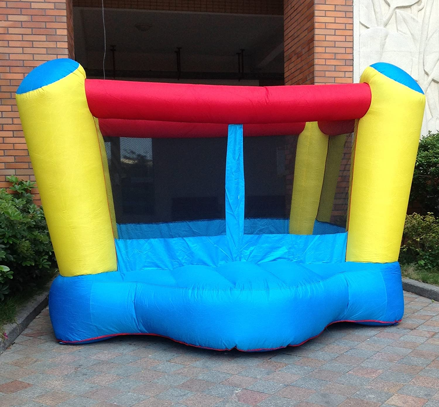 Jack Inflatable nylon inflatable bouncer inflatable castle inflatable bounce castle inflatable bounce house with air blower online kaufen