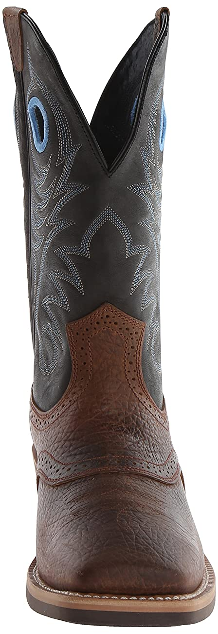 Ariat Men's Heritage Roughstock Western Cowboy Boot 1