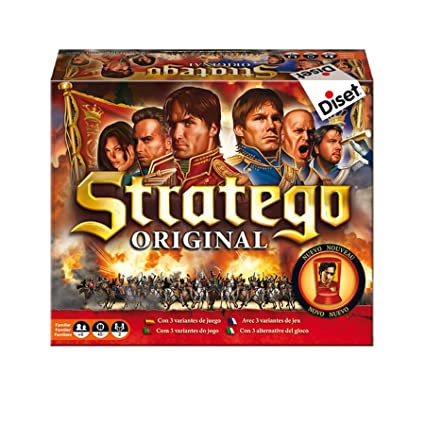 Diset - 80515 - Stratego