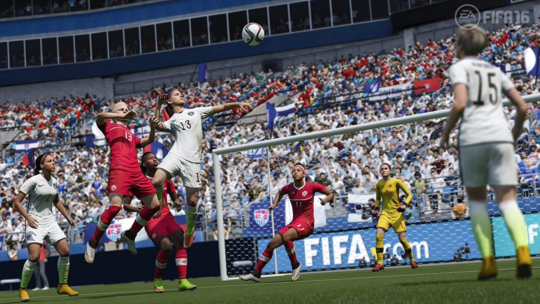 В FIFA 16 появятся женские сборные