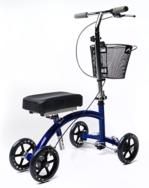 Deluxe Steerable Knee Walker Knee Scooter