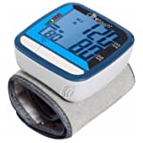 Care Touch Automatic Wrist Blood Pressure Cuff Monitor - Classic Edition - Fast Accurate Readings and FDA Approved, Batteries and Case Included (Color: Care Touch Automatic Wrist Blood Pressure Cuff Monitor - Classic Edition - Fast Accurate Readings a, Tamaño: Classic Edition Wrist Monitor)