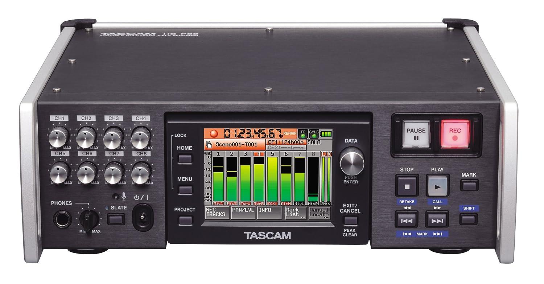 TASCAM HS-P82 Channel Portable Digital Recorder