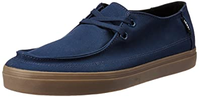 Vans Men's Rata Vulc Sf Dress Blues and Gum Sneakers 10 UKIndia (