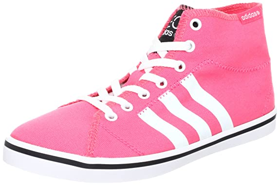 Adidas Neo Canvas Trainers Adidas Neo Womens Trainers