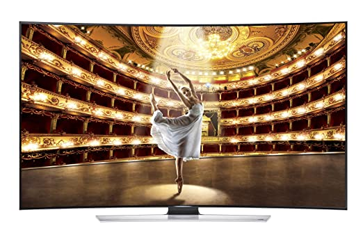 Review the Samsung UN78HU9000 Curved and 4 K Special Features