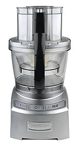 Cuisinart FP12DCSE Küchenmaschine Elite, 2, 8LÜberprüfung und Beschreibung