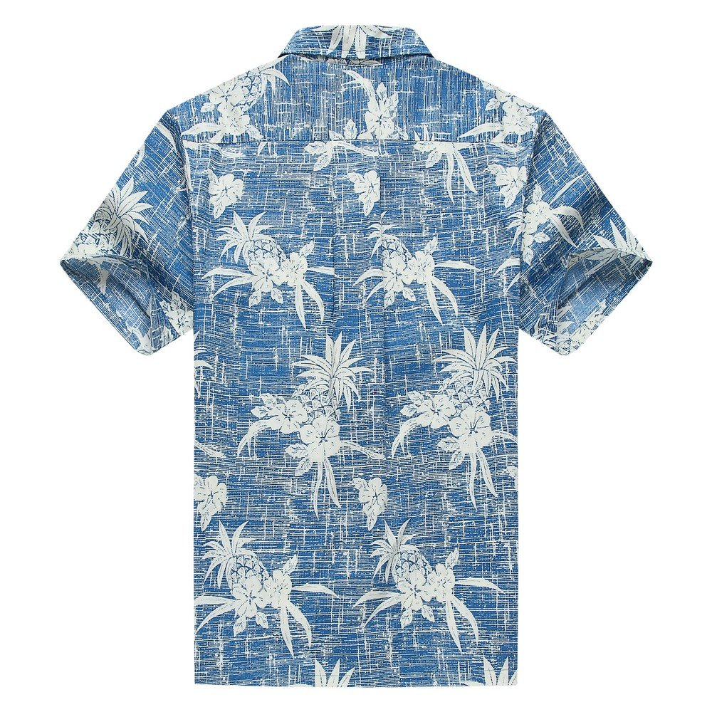 Men's Hawaiian Shirt Aloha Shirt in NEW CLASSIC DESIGN 1