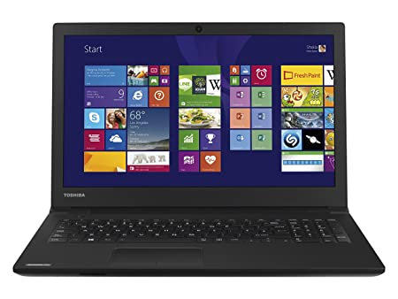 "Toshiba R50-B-15J Ordinateur portable 15,6"" (39,6 cm) Noir (Intel Core i5, 8 Go de RAM, 750 Go, Intel HD Graphics 5500, Windows 8.1 Pro)"
