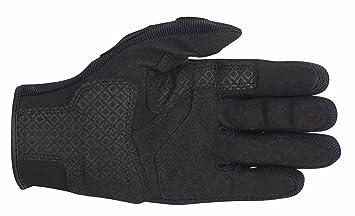 Sable pilote Spada Textile Gants Forty4 Noir
