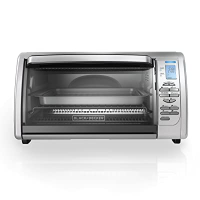 Black and Decker CTO6335S Digital Convection Countertop Toaster Oven Via Amazon