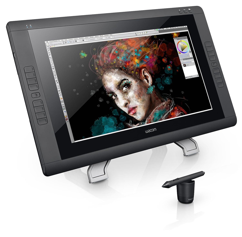 Tablette graphique et Stylets WACOM CINTIQ 22HD TOUCH DTH2200 NOIR