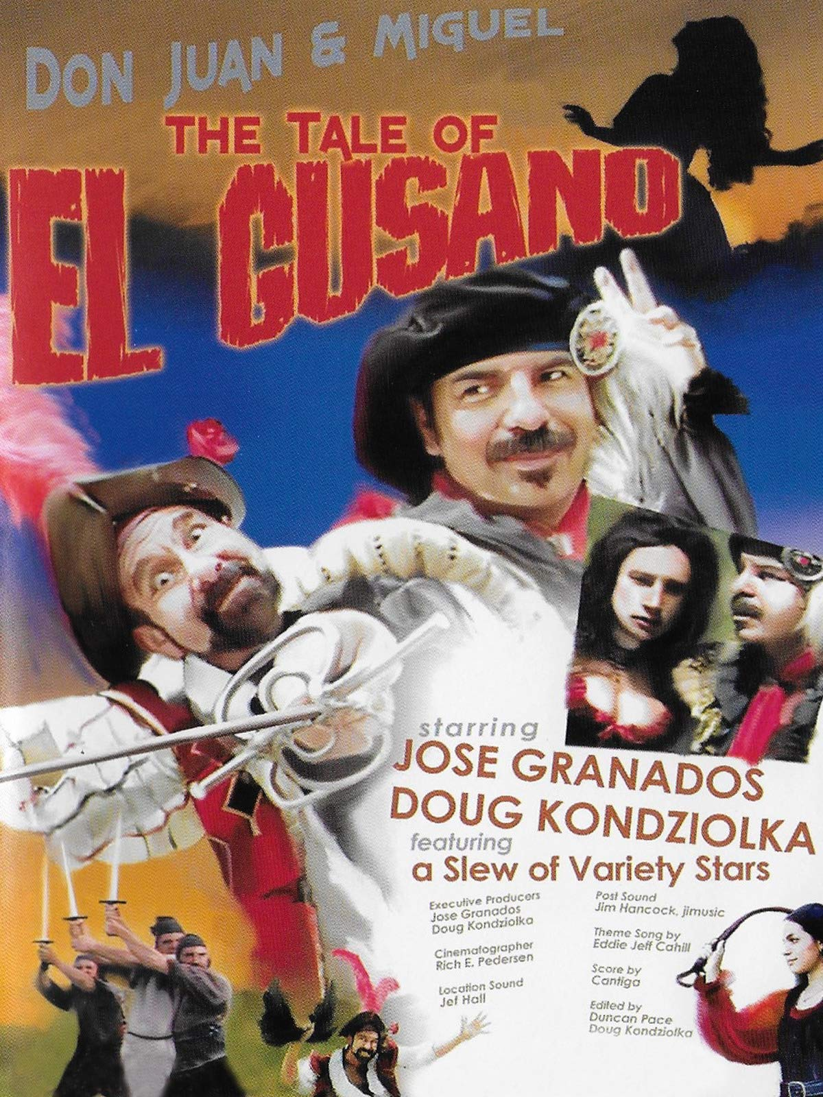 The Tale of El Gusano on Amazon Prime Video UK