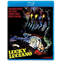 Lucky Luciano [Blu-ray]