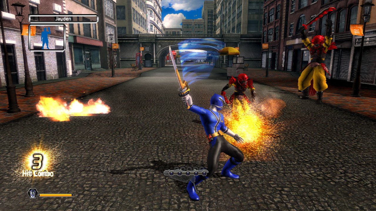 Where can you find Power Ranger-themed games?