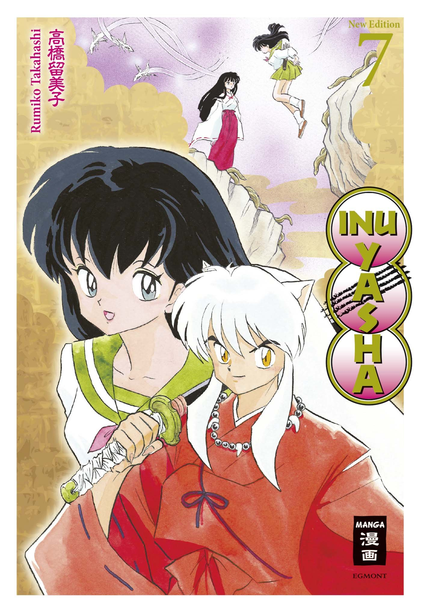 Inu Yasha New Edition, Band 7