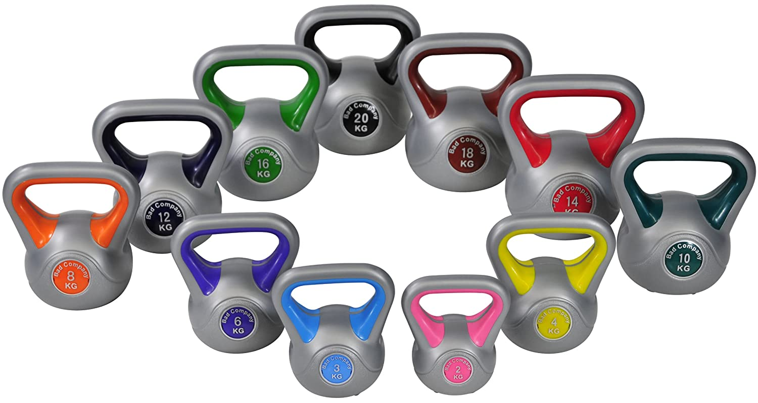 Kettlebell Training mit der Color-Line Serie