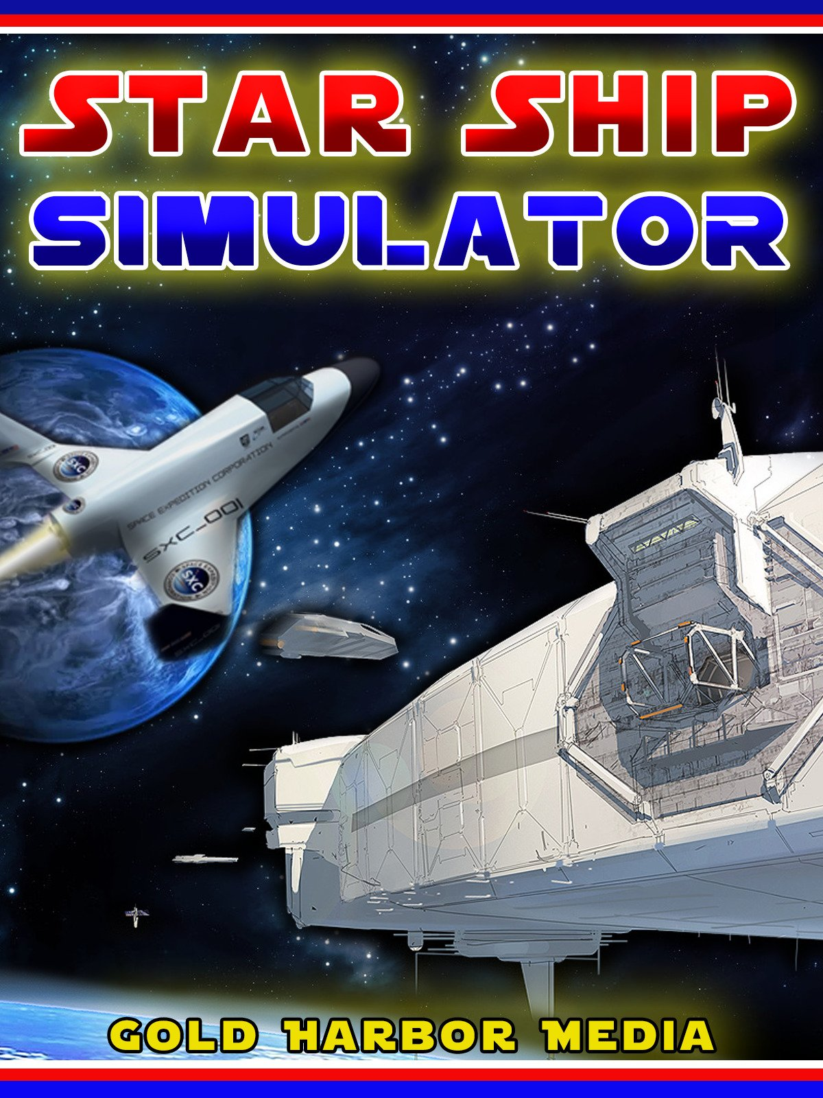 Star Ship Simulator on Amazon Prime Instant Video UK
